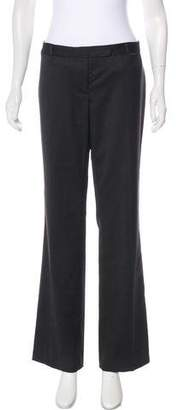 CNC Costume National Mid-Rise Wide-Leg Pants