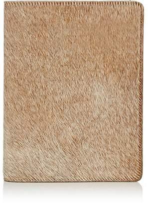 Barneys New York Haircalf Refillable Journal