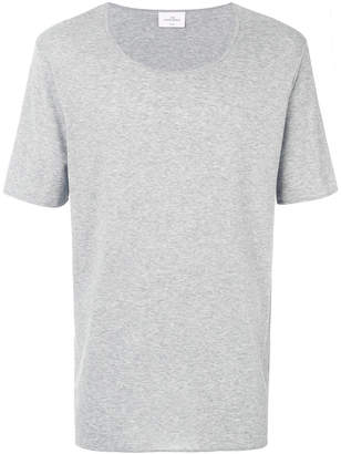 THE WHITE BRIEFS ラウンドネック Tシャツ