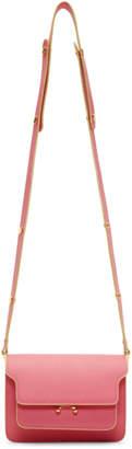 Marni Pink Small Trunk Bag
