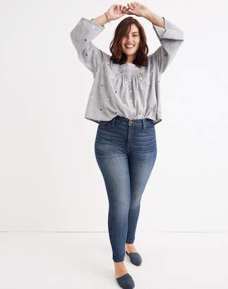Madewell High-Rise Skinny Jeans: Adjustable Edition (Sizes 33-37)