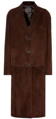 Prada Suede coat