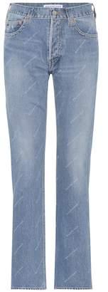 Balenciaga Standard Logo jeans