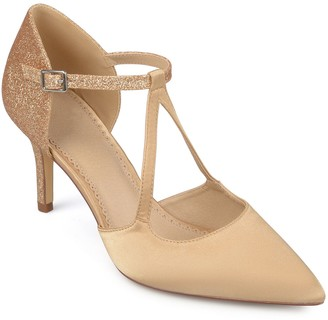 Journee Collection Elodie Women's High Heel Mary Jane Shoes