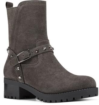 Nine West Leather Ankle Booties - Renee