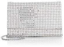 Judith Leiber Couture Women's Fizzoni Bling Crystal Clutch