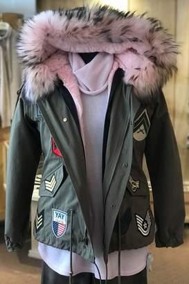 Alberto Makali Army Jacket