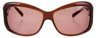 Etro Oversize Square Sunglasses