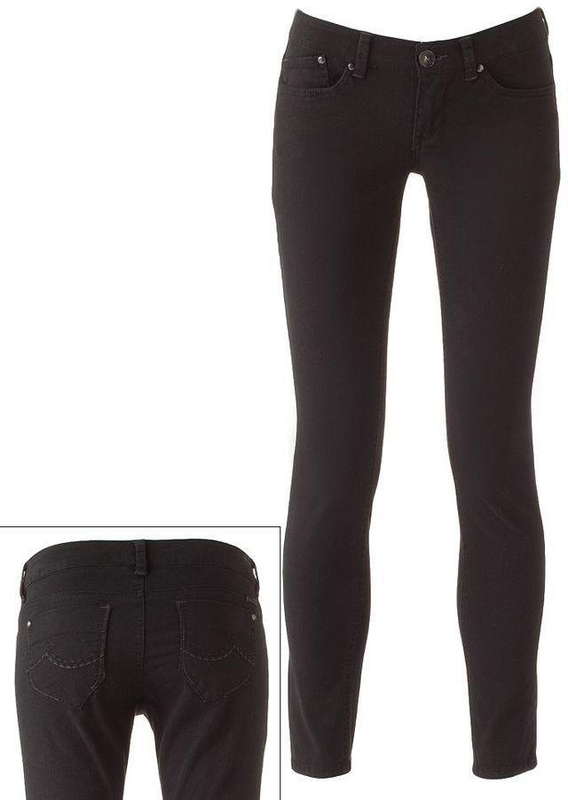 UNIONBAY skinny jeans - juniors