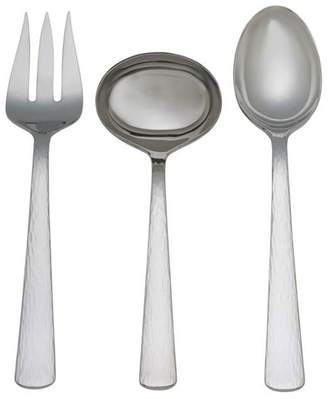 Reed & Barton Silver Echo 3-Piece Serving Set