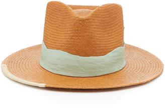 Nick Fouquet M'O Exclusive Porto Cervo Straw Hat