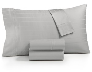 Charter Club Sleep Cool 4-Pc Full Sheet Set, 400-Thread Count Egyptian Hygro Cotton, Created for Macy's Bedding