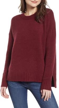J.Crew Supersoft Oversize Crewneck Sweater