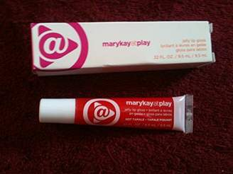 Mary Kay At Play Jelly Lip Gloss Violet Vixen by Unknown
