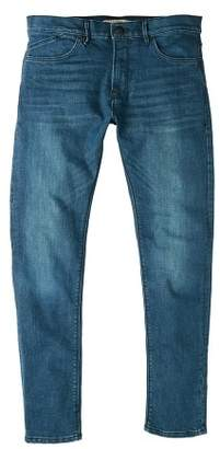 Mango man MANGO MAN Skinny faded green wash Jude jeans