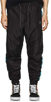 Marcelo Burlon County of Milan Men's Striped Track Pants - Black