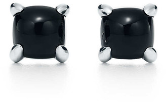 37c4f91d0 Paloma's Sugar Stacks earrings in sterling silver with black onyx