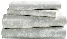 Sparrow & Wren Relaxed Wash Floral Sheet Set, Twin Xl - 100% Exclusive