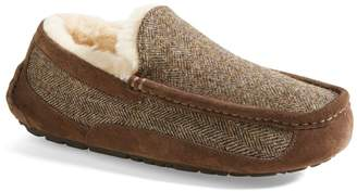 UGG Ascot Tweed Slipper