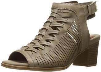 Rockport Women's Hattie Braid Sling Heeled Sandal