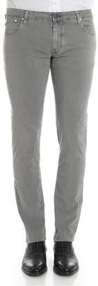 Jacob Cohen Cotton Trousers