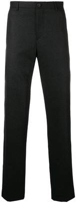 Giorgio Armani straight fit trousers