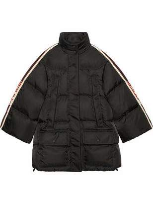467312810 Gucci Puffer Cape Jacket