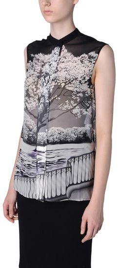 Mary Katrantzou Sleeveless shirt