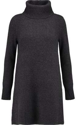 Madeleine Thompson Andros Wool And Cashmere-Blend Turtleneck Dress
