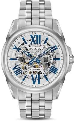 Bulova Automatic Watch, 43mm $450 thestylecure.com