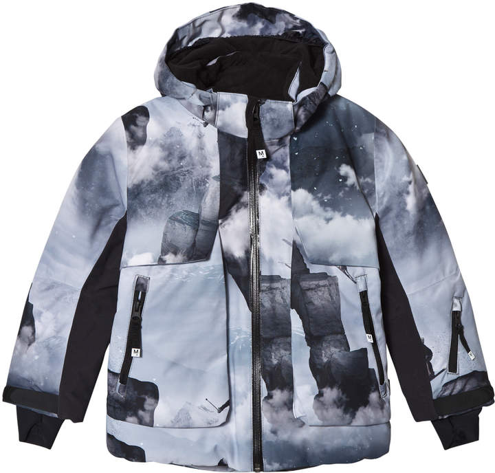 Molo Alpine Jackets High in the Sky