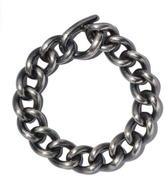 hum chunky cable chain bracelet