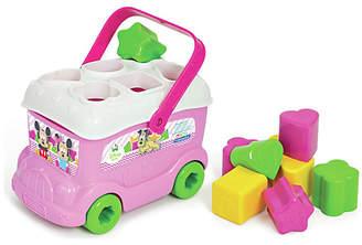 Disney Baby Minnie Shape Sorter Bus