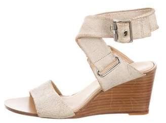 Rag & Bone Leather Wedge Sandals