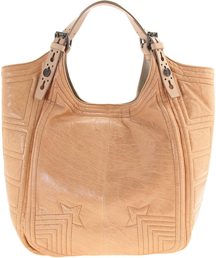 Givenchy Sacca Couture Padded Stitch Sac - Skin Beige