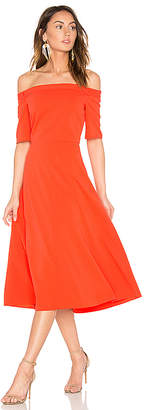 Tibi Elbow Sleeve Dress