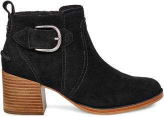 UGG Ember Leahy Suede Booties