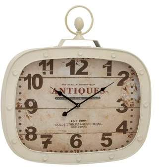 Benzara 23 in. Wall Clock