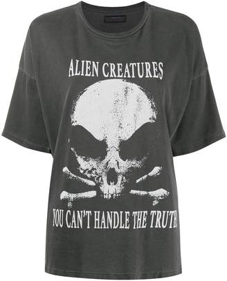 Siberia Hills Truth printed T-shirt