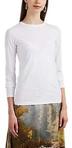 Rag & Bone Women's Slub Cotton Jersey T-Shirt - White