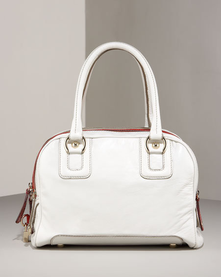 D&G Dolce & Gabbana Lily Bicolor Bag