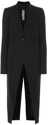 Rick Owens Cyclops wool coat