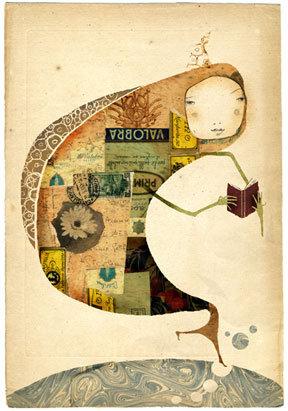Andrea D'Aquino Mermaid Print