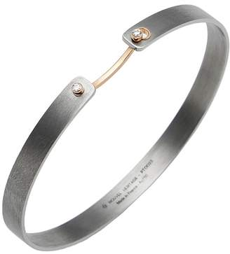 Camilla And Marc Nouvel Heritage 20 cm Hers Titanium Bangle Bracelet
