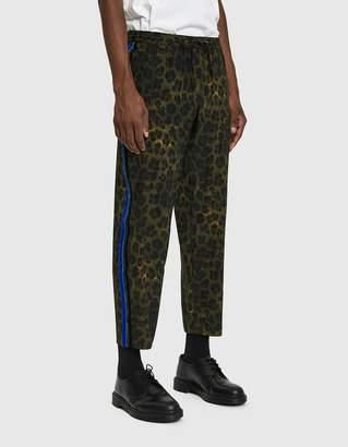 Pierre Louis Mascia Drawstring Silk Pant