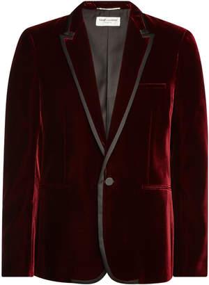 49664305aa0dd Mens Red Velvet Blazer - ShopStyle Australia