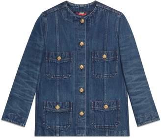 Gucci Oversize denim jacket