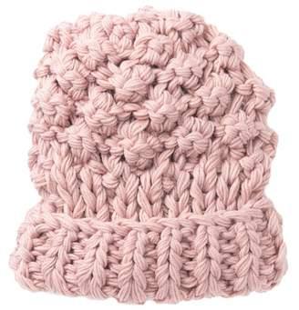 Melrose and Market Ultra Chunky Knit Popcorn Beanie