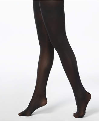 INC International Concepts I.n.c. Matte Opaque Tights, Created for Macy's