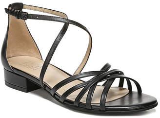 5a47da31ad Naturalizer Black Strappy Women's Sandals - ShopStyle